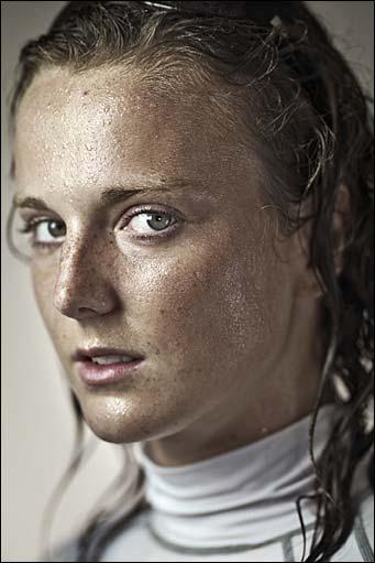 Katrina Hughes by Robert Wilson