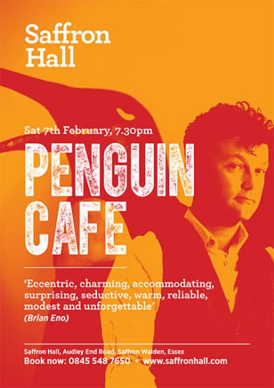 Penguin_Cafe_poster